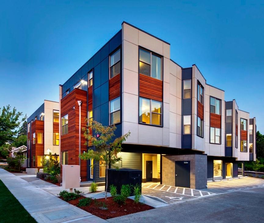 Multi family housing frg consultants for Multi family living